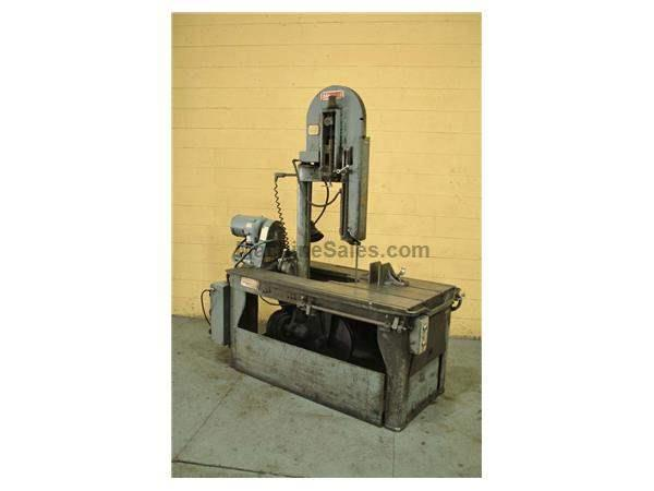 "18"" X  25"" MARVEL EXTRA HIGH VERTICAL BANDSAW: STOCK #56441"