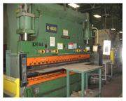 230 TON X 12' CINCINNATI HYDRAULIC PRESS BRAKE: STOCK #57269