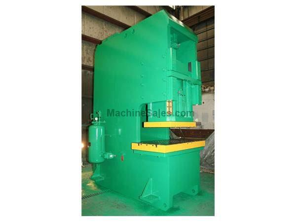 250 TON PACIFIC PRESSFORMER C FRAME HYDRAULIC PRESS: STOCK #57401