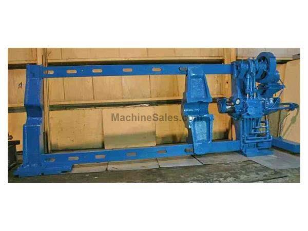 250 TON CHAMBERSBURG  WHEEL PRESS: STOCK #57698