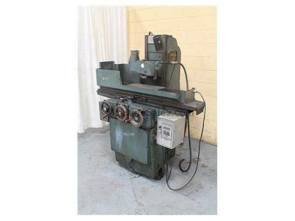 "6"" X 18"" BROWN & SHARPE SURFACE GRINDER: STOCK #57939"