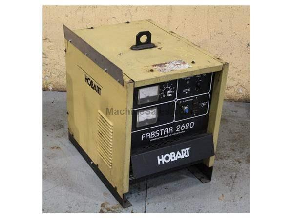 HOBART MODEL 2620 WIRE WELDER: STOCK #58038