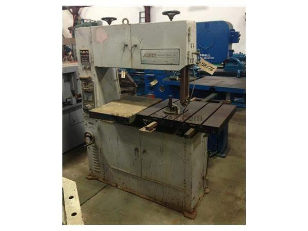 "40"" MSC VERTICAL BANDSAW: STOCK #58176"