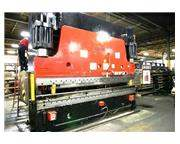 350 TON X 14' CINCINNATI HYDRAULIC FORM MASTER PRESS BRAKE: STOCK #58688