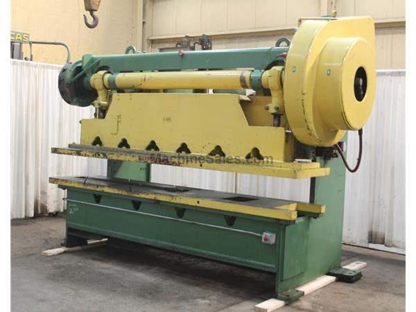 80 TON ALCECO GAP PRESS: STOCK #58743