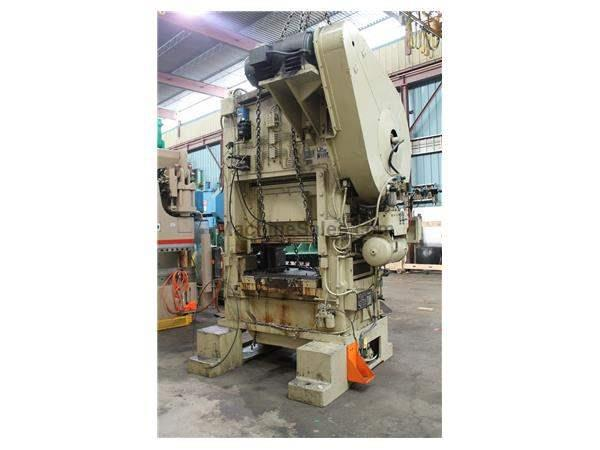 150 TON MINSTER MODEL #P2 PIECEMAKER PRESS: STOCK #58896