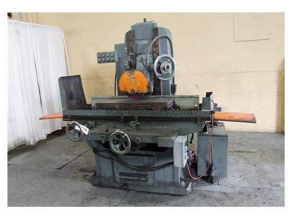 "14"" X 36"" GRAND RAPIDS HORIZONTAL SURFACE GRINDER: STOCK #58898"