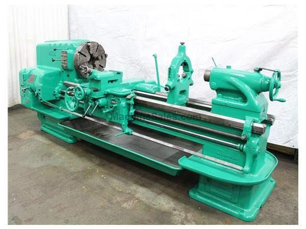 "26"" X 72"" AMERICAN PACEMAKER ENGINE LATHE: STOCK #59027"