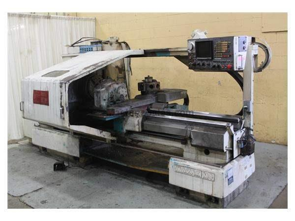 "18"" X 60"" MAZAK MODEL #M4 LATHE: STOCK #59198"