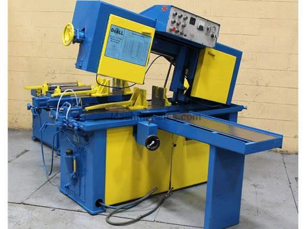 "12"" X 12"" DOALL MODEL #C1212A HORIZONTAL BANDSAW: STOCK #59349"