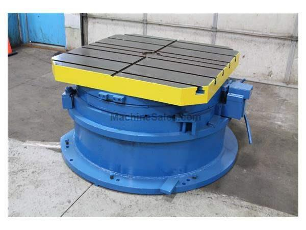 "50"" X 50"" CINCINNATI AIR LIFT ROTARY TABLE: STOCK #59505"