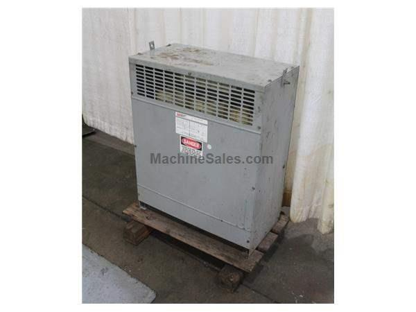 75 KVA FEDERAL PACIFIC TRANSFORMER: STOCK #59596