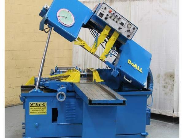 "12"" X 16"" DOALL AUTOMATIC FEED HORIZONTAL BAND SAW: STOCK# 59725"