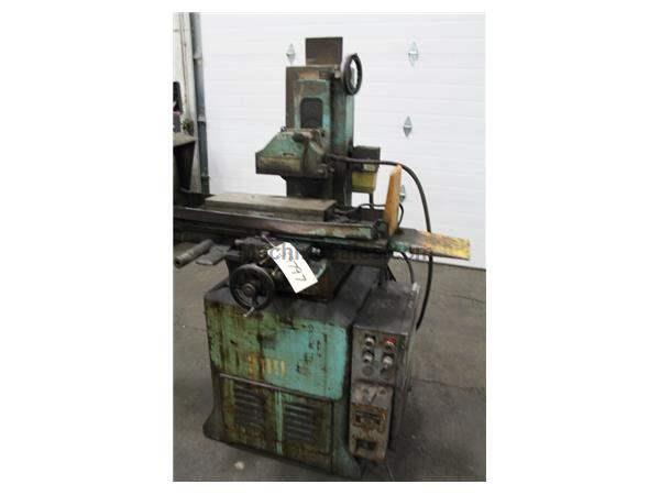 "6"" X 18"" BOYAR & SCHULTZ HORIZONTAL SURFACE GRINDER:  STOCK #59797"