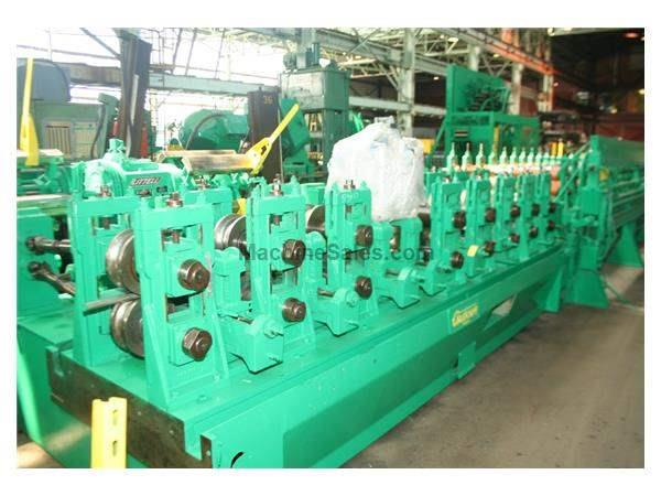 "4"" ARDCOR TUBE MILL LINE: STOCK #59813"