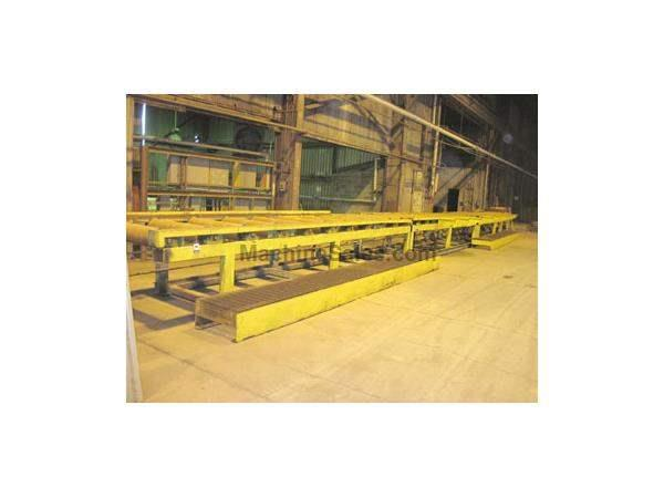 "62' X 40"" POWER ROLLER CONVEYOR: STOCK #59902"