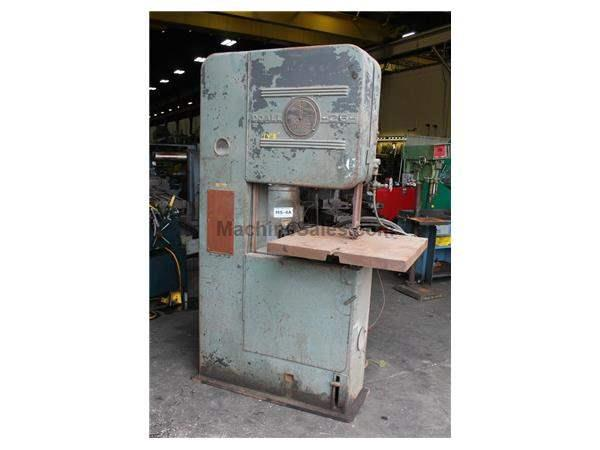 "26"" DOALL MODEL #V-26 VERTICAL BAND SAW: STOCK #59916"