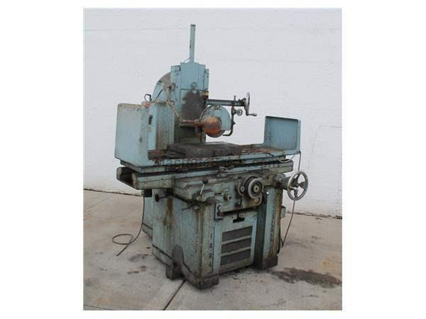 "12"" X 24"" ABRASIVE HYDRAULIC SURFACE GRINDER: STOCK #59974"