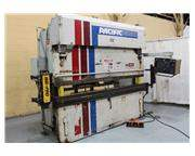 135 X 10' PACIFIC FABRI-FORMER II HYDRAULIC PRESS BRAKE: STOCK #61118
