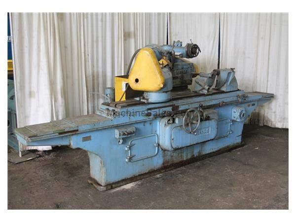 "14"" X 48"" LANDIS UNIVERSAL CYCLINDRICAL GRINDER: STOCK #61242"