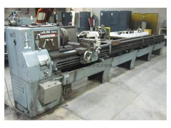 "18"" X 240""  LEBLOND REGAL LATHE: STOCK #61265"