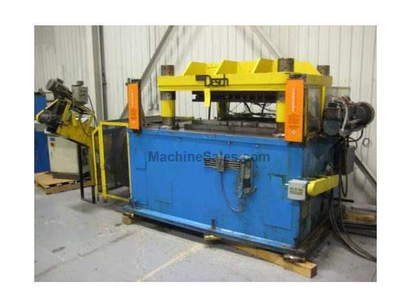 80 TON BRADBURY CUTOFF PRESS: STOCK #61346