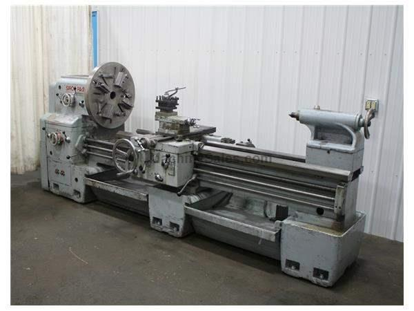 "28"" X 86"" SIRCO MODEL PA-24 GAP BED ENGINE LATHE: STOCK #61351"