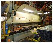 400 TON X 18' CINCINNATI MECHANICAL PRESS BRAKE: STOCK #61391