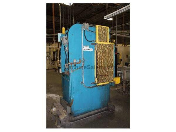 10 TON DENISON MULTIPRESS HYDRAULIC C FRAME PRESS: #61514