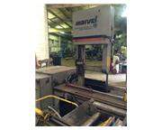 """18"""" X 20""""MARVEL MODEL MV460PC/1 AUTOMATIC FEED VERTICAL BANDSAW: #61692"""