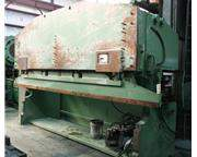 400 TON X 16'8' SUMMIT HYDRAULIC PRESS BRAKE: STOCK #61829