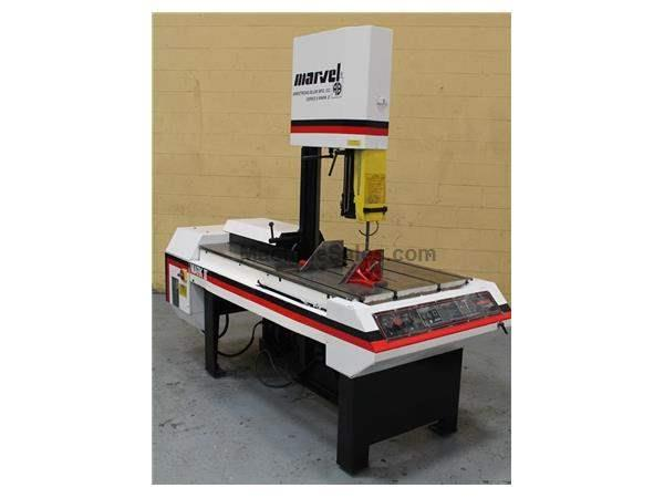 "18"" X 22"" MARVEL MARK II VERTICAL BANDSAW: STOCK #61840"