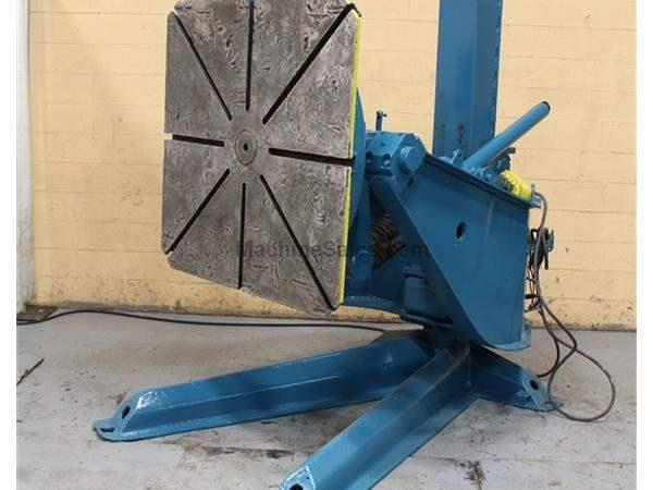 10,000 LBS P & H WELDING POSITIONER: STOCK #61850