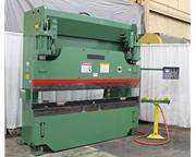 90 TON X 10' CINCINNATI CB HYDRAULIC PRESS BRAKE: STOCK #61885