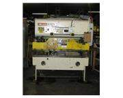 25 TON X 6' NIAGARA POWER PRESS BRAKE: STOCK #61949