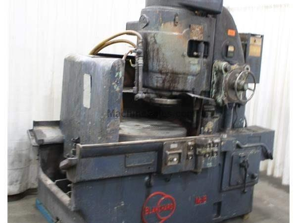 "36"" BLANCHARD MODEL #18 ROTARY SURFACE GRINDER: STOCK #61975"