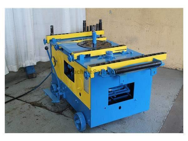 PEDDINGHAUS MODEL 40 PERFECT REBAR BENDER: STOCK #62037