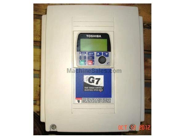 22 KVA TOSHIBA MODEL G-7 AC SPEED CONTROLER : STOCK #62065