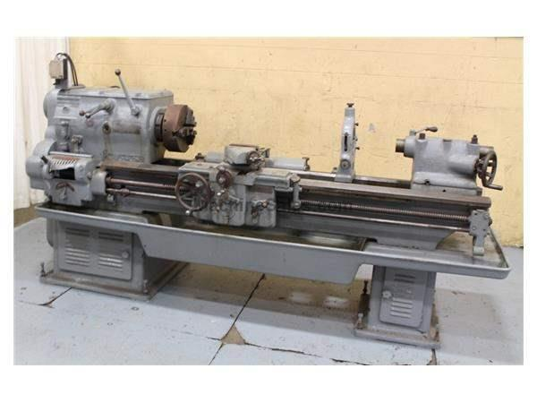 "18"" X 60"" LEBLOND ENGINE LATHE: STOCK #62123"