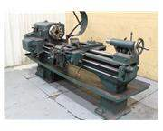 "19"" X 60"" SCHERER ENGINE LATHE: STOCK #62130"