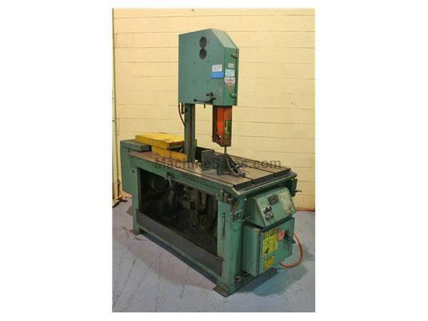 "18"" X 20"" KALAMAZOO MODEL VT-18 TILTING VERTICAL BAND SAW: STOCK #62132"