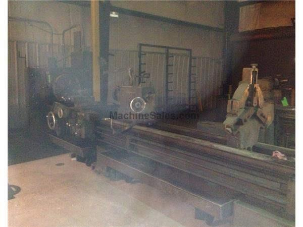 "32"" X 168"" LEBLOND ENGINE LATHE: STOCK #62270"