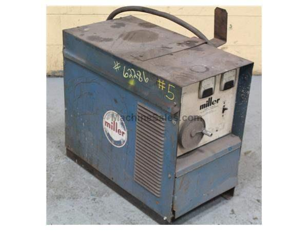 MILLER MODEL SP - 300 WELDER: STOCK #62286