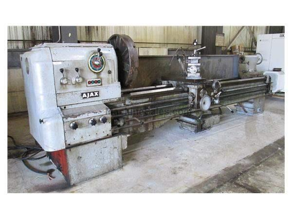 "40"" X 96"" AJAX ENGINE LATHE: STOCK #62346"
