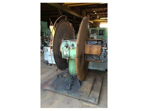 "6000 LB X 14"" SAMCO DOUBLE END COIL REEL STOCK: #62471"