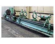 "36"" X 255"" TOS ENGINE LATHE: STOCK #62590"