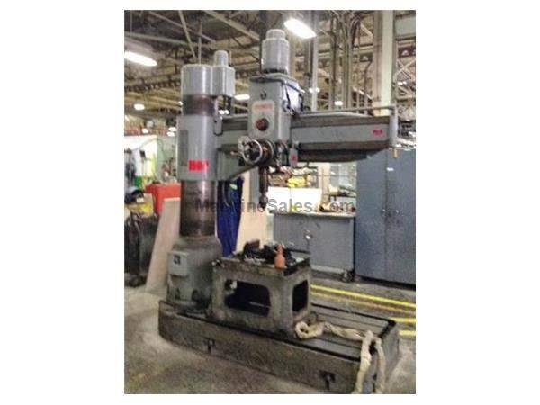 "5' X 15"" SPEED MASTER RADIAL DRILL: STOCK #62775"