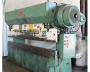 90 TON X 12' DREIS & KRUMP MECHANICAL BRAKE PRESS: STOCK #62911
