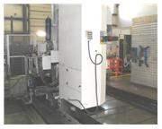 Parpas Brave 6000 3 plus 2 Traveling Column Horizontal Boring Mill