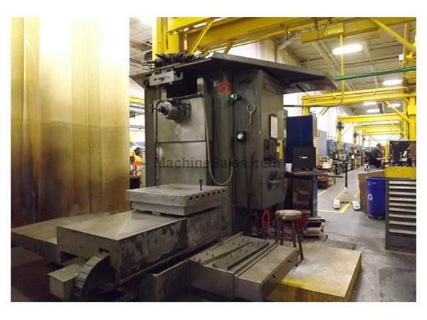 MS Machining Systems Horizontal Machining Center HMC-60 (1994)